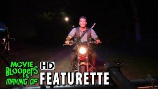 Jurassic World (2015) Featurette - Chris Pratt's Jurassic Journals: Motorcycle