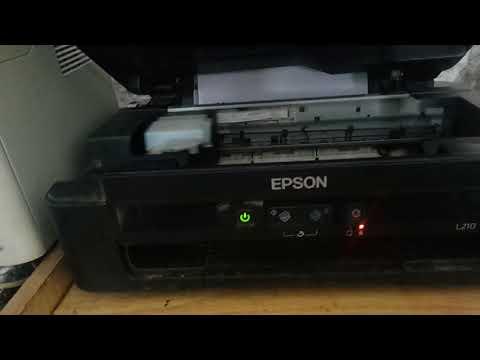 Epson l220 red light blinking problem solution software download