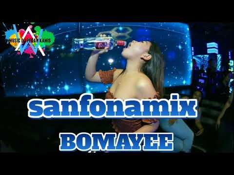 DJ BASSBEAT SANFONAMIX FEAT BOMAYEE REMIX 2018   PALING MANTAP DI JAMAN SEKARANG  