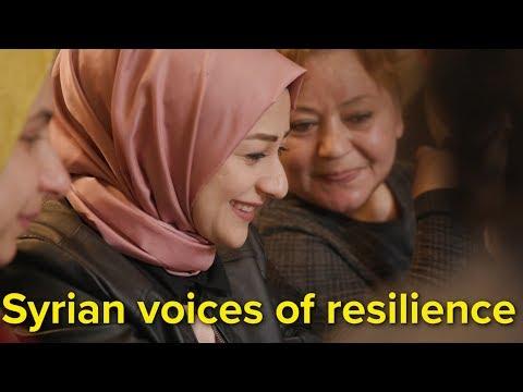 Syrian Refugee Women's Choir raises resilient voice in Turkey