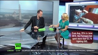 [121] U.S. Boots On The Run Around in Syria and Yes Means Yes with Jessica Drake