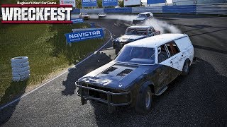 Wreckfest - Episode 38 - Drift Machine