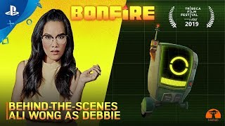 Bonfire - Behind-the-Scenes Ali Wong Interview | PS VR