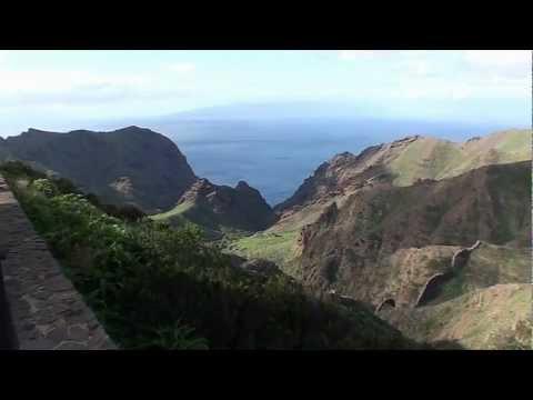 Tenerife trekking: la traversata del Teno