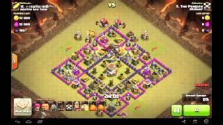 Clash of Clans | #Reboot War Highlight Reel #3 vs. Master bee thor