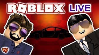 🔴 Roblox Live | Ultimate Driving and Robloxian Highschool | Ben and Dad
