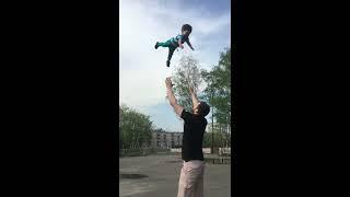 Обзор отца с высоты