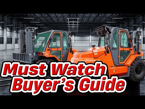 Forklift Tips: Don't Get FORKED Over! Must Watch Video!