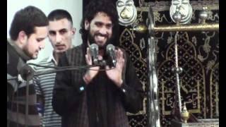 QASIDA / NAZM on Ghazy Abbas ALAMDAR!!! NEW!!! - Zakir Ijaz Hussain Jhandvi - UK
