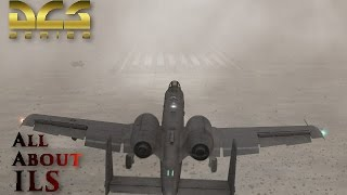 DCS World: All About ILS