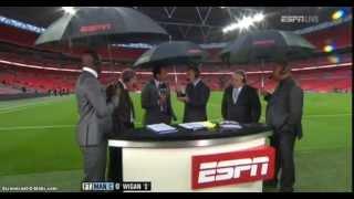 wigan athletic vs man city 1 0 fa cup winners 2013 goal plus analysis