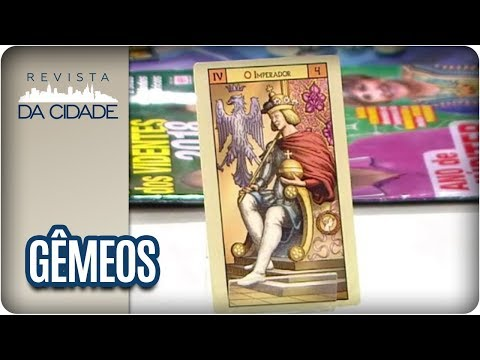 Previsão De Gêmeos 22/10 à 28/10 - Revista Da Cidade (23/10/2017)