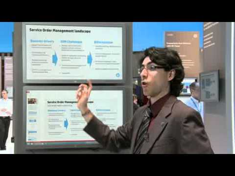 HP Service Operations Factory – Converging Fulfillment, Assurance and NFV