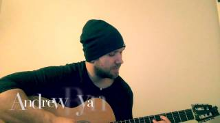 "Boyz II Men ""Water Runs Dry"" cover by Andrew Ryan"