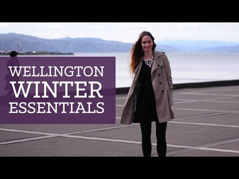 Winter Essentials (Wellington, NZ) | CharliMarieTV