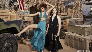 America's Next Top Model Cycle 22 - Photo Shoot 2 \u0026 Makeover