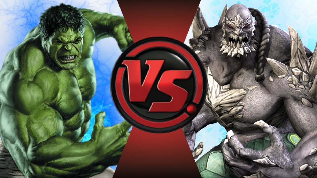 HULK vs DOOMSDAY! Cartoon Fight Club Episode 107 - YouTubeDoomsday Vs Hulk