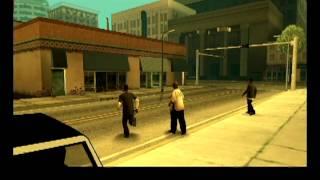 GTA SA Beta Mission 1:Big Smoke