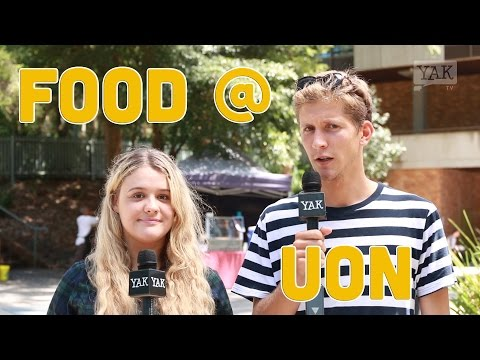 Food at UoN | University of Newcastle