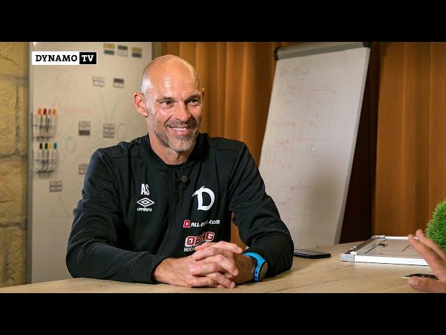 Trainingslager   SGD im Eichsfeld   Interview mit Alexander Schmidt