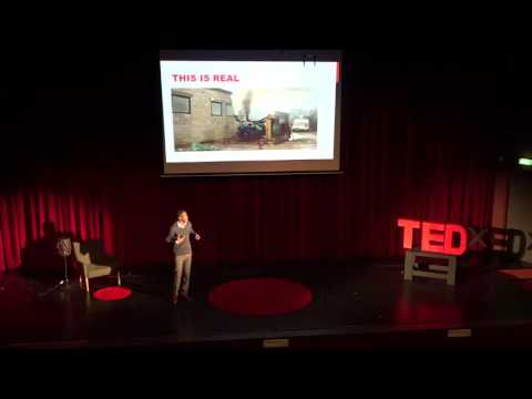Energy Sustainability in MYAFRICA | Ola Oduola | TEDxYouth@ASH