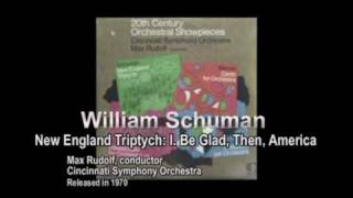 William Schuman - New England Triptych - First Movement [Part 1/3]