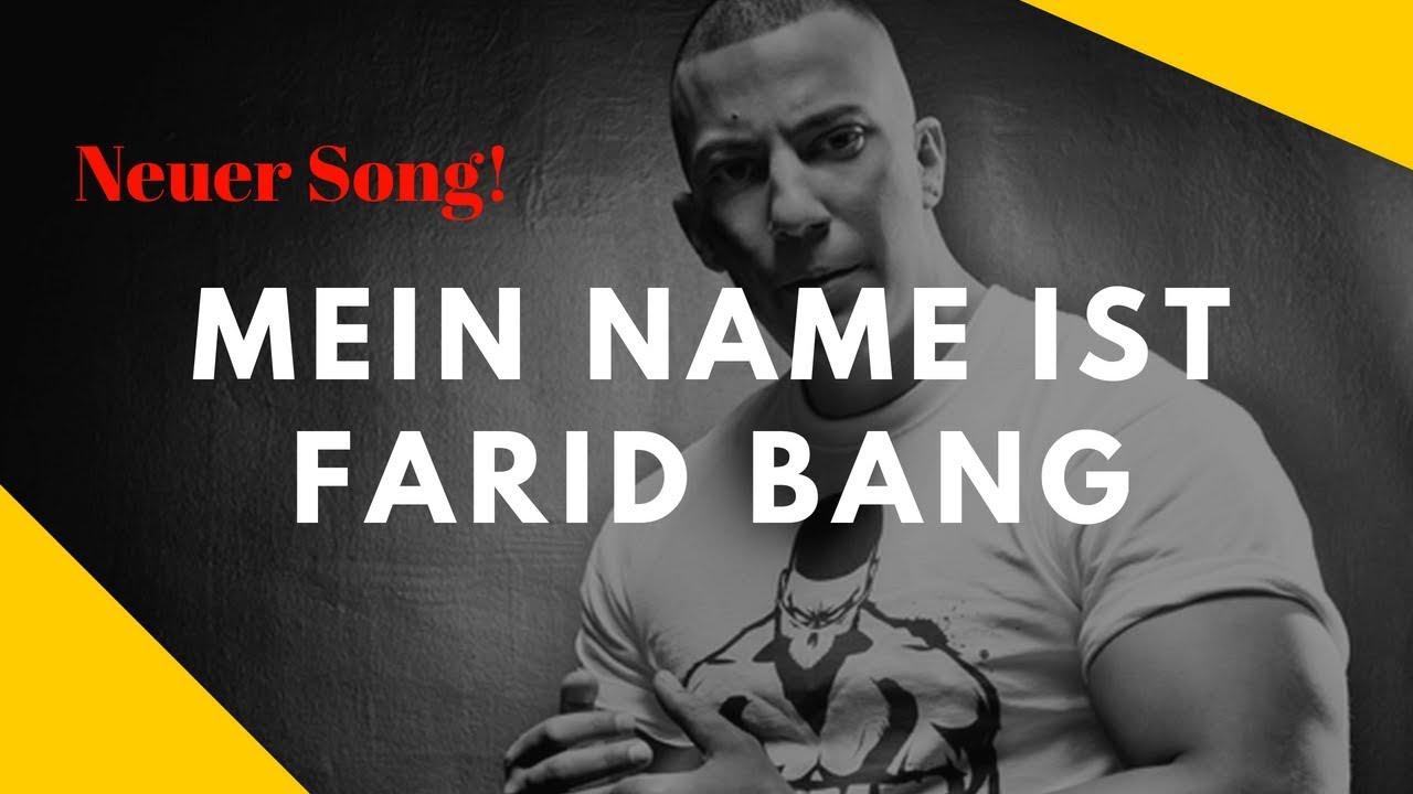 Farid Bang Vollständiger Name