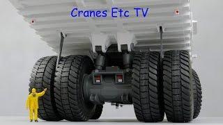 Conrad Liebherr T 284 Mining Truck by Cranes Etc TV