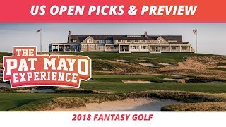 Fantasy Golf Picks - 2018 US Open Picks, Sleepers, Predictions and Preview