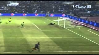 هدف الاتفاق الاول ضد النصر في الجولة 22 من دوري عبداللطيف جميل
