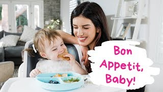 WHAT MY TODDLER EATS IN A DAY   MOM VLOG   Shenae Grimes Beech