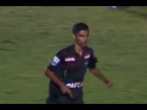 Gol de Jorginho, Atlético-GO 1 x 0 Criciúma - Série B 27/06/2016