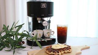 자동세팅 캡슐 커피머신 쉐프본 에스토 시그니처 에스프레…