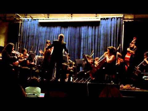 Orquesta de camara Leopoldo Marechal - Garganta con arena