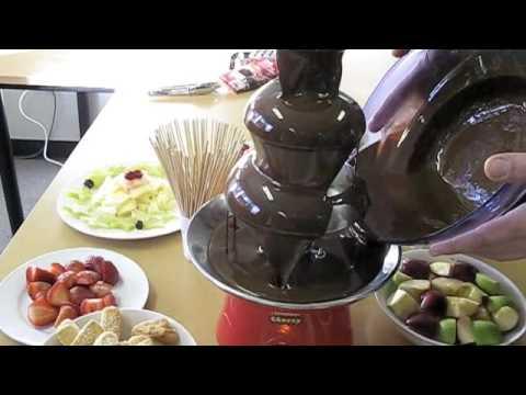 Tipos De Fuentes De Chocolate Cosas Que Necesitas Saber