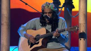 Rocking performance by Brendon Thomas and The Vibes- The X Factor NZ on TV3 - 2015