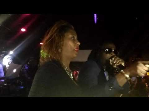 Admiral T & Djanah en Showcase Les Salons, Migné Auxances, France {Modesta Video}