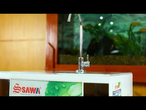 Máy lọc nước RO Sawa phiên bản nhập khẩu Berculli