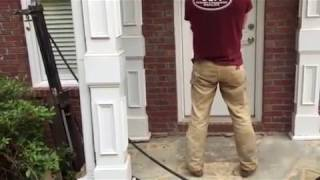 "JSA Foundation Repair ""multiple videos on ""How to lift settling, leaning, foundation & footing wall"