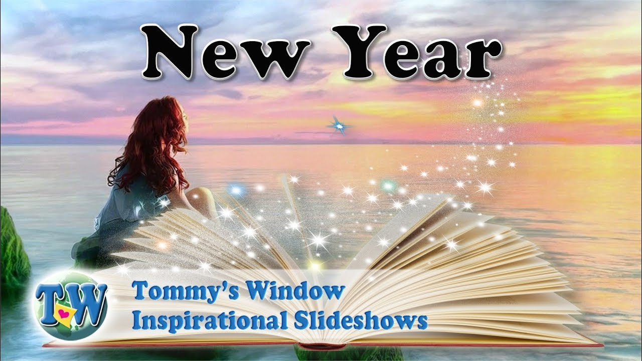 3b742d2578e4 New Year - Tommy s Window Inspirational Slideshow - YouTube