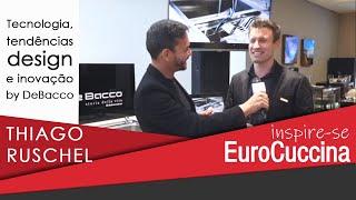 InspireSe EuroCuccina Talk T2DI by DeBacco com Thiago Ruschel