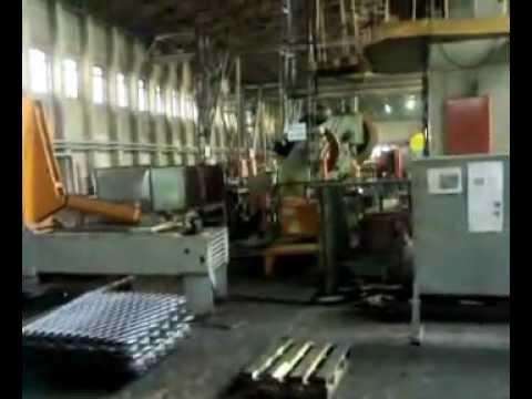 изготовление шахтной  сетки!