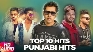 Top 10 Hits | Audio Jukebox | Latest Punjabi Song Collections | Speed Records