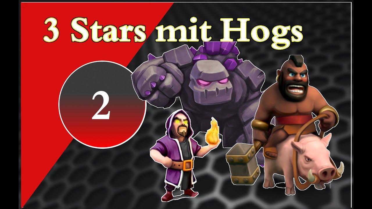 Hogging Deutsch