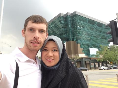 Malaysia. KL. Berjaya Times Square shopping mall. 19.02.2016