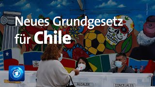 Chile wählt Verfassungskonvent