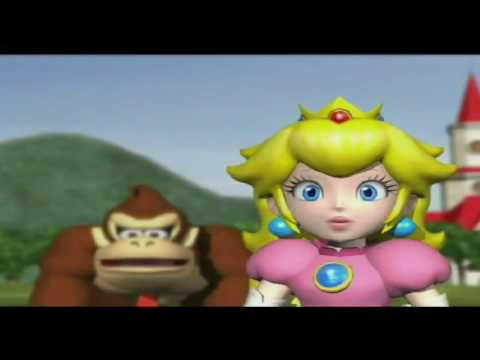 Longplay - Mario Party 4 (GCN)