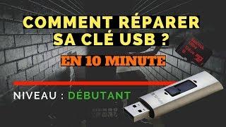 TUTO | Comment flasher et réparer une clé USB ?  #9