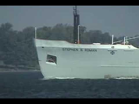 essroc freighter Picton Lake Ontario