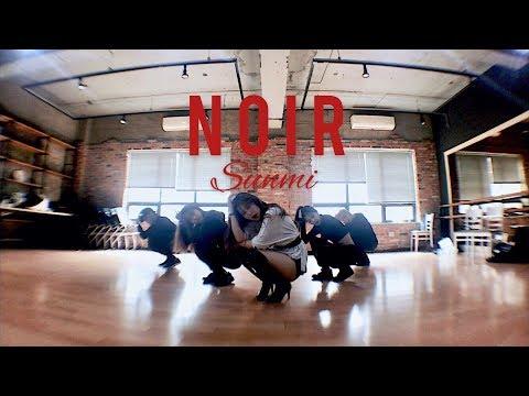 [Noir Challenge] 선미-누아르 (Noir) Dance   Noir By Sunmi   Comma Dance Choreography